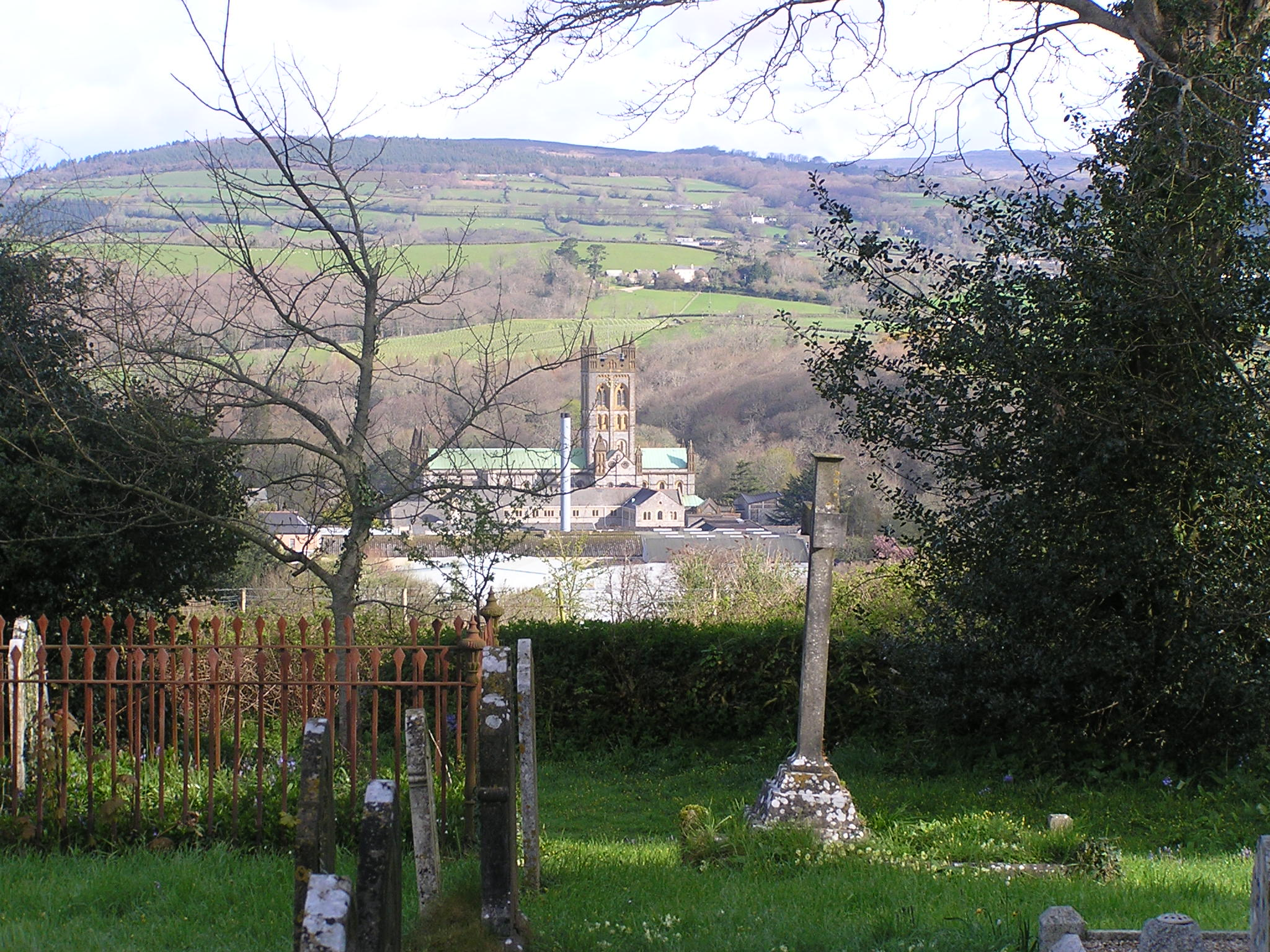 Buckfastleigh Church