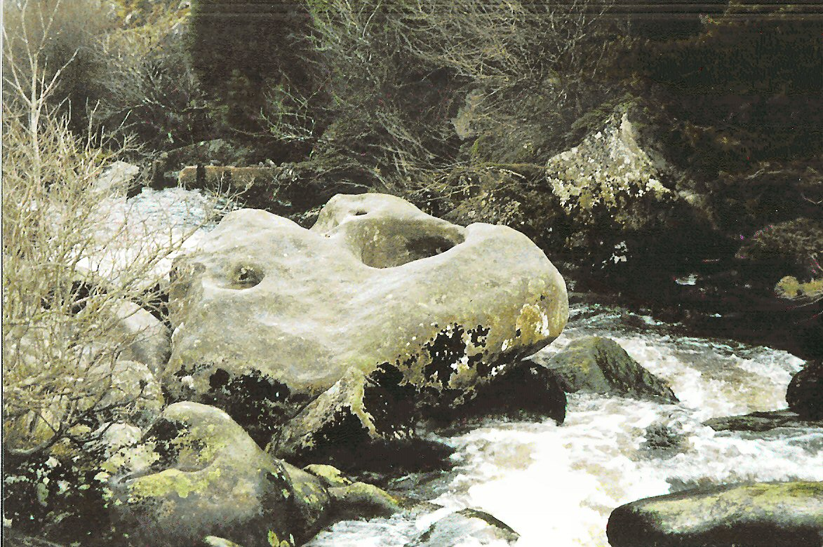 Tolmen Stone