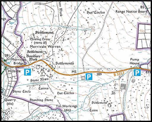 Merrivale Complex   Legendary Dartmoor